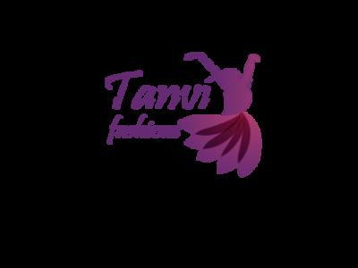 Boutique logo gradiant dress women fashion boutique logo logo
