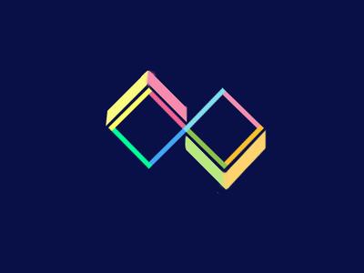 Infinite Box box infinit logo colorful