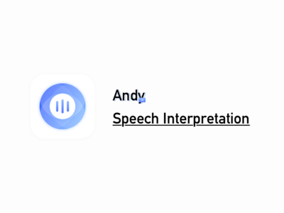 Speech Interpretatio logo/icon