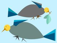 Akkerman Two Turtle Doves