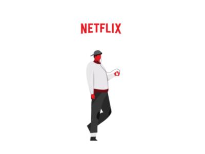 Netflix illustration