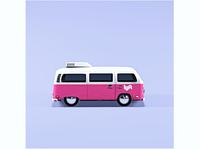 Lyft Van
