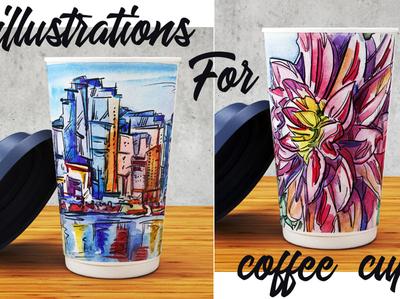 Cups art
