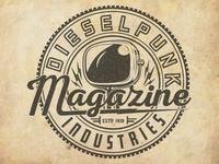 Dieselpunk Industries Magazine Logo