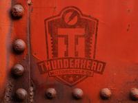 Thunder Head Motorcycle Co. Logo