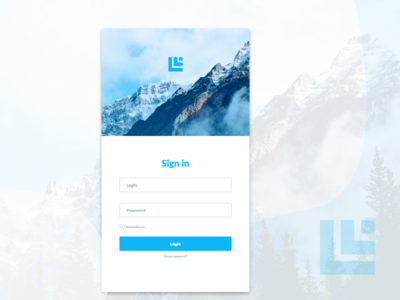 Everyday Ui #003 iphone 7 plus iphone ui ux forma login password login here sign in login forest blue
