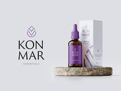 KonMar Packaging design brandidentity graphicdesign corporatelogo businesslogo ui vector startup logos logodesign logo branding illustration