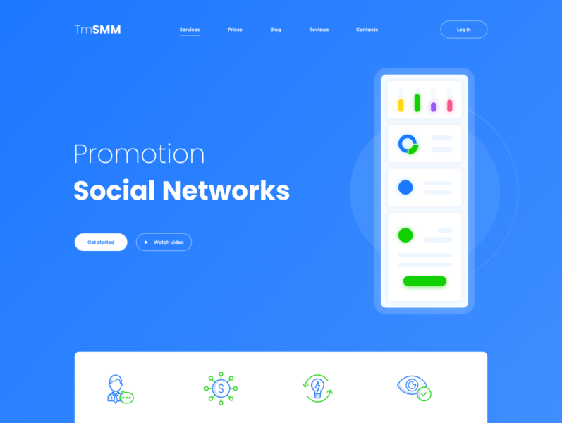 TmSMM / Promotion Social Networks