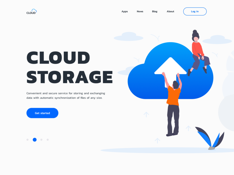 CLOUD / Cloud Storage
