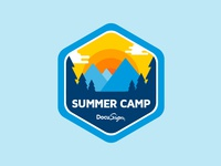 DocuSign Summer Camp Badge