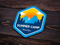 DocuSign Summer Camp Badge 2