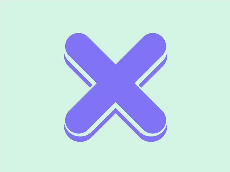 #Typehue X letter challenge designz grny design gurney mint purple typehue x lighthouse