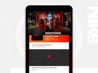 Niketown store detail page niketown detail store nike