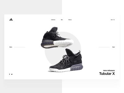 Adidas lookbook