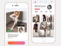 Fashionline Mobile App