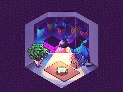 appartement interior designer interior design design paris london ny city illustration isometric illustration isometric design isometric art cityscape isometric isometry appartment city