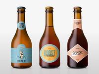 Beer Bottle Mockups 2