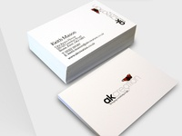 akcreation Business Cards