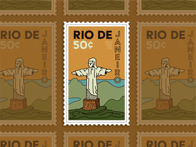 Destination Stamp Design