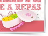 Web banner for Joli Bento