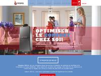 Web site for Temperex