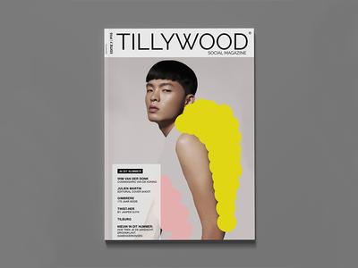 Julien Martin - Magazine Cover