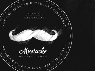 Mustaches: Turning regular dudes into gentlemen