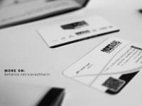 Nutash Accelerator, Business Cards and Catalog.