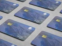 KishCard, Payment card design.