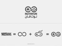 Nutafun Logo Design