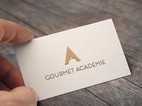 Restaurant Management Company Logo logo identity branding