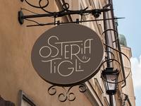 Restaurant Logo logo branding restaurant identity typography