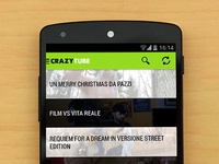 CrazyTube App per Android