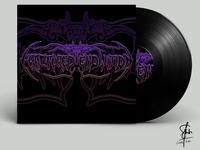 Metal logo band for Fractured Evolution