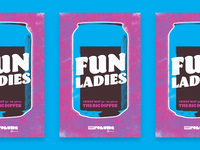 Volume 2019 •Fun Ladies Poster