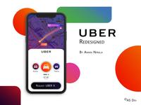 Uber Redesigned