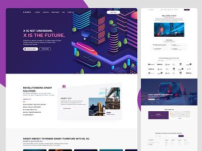 ASX website website web design ux webdesign web ui design colorful ui uiux uidesign