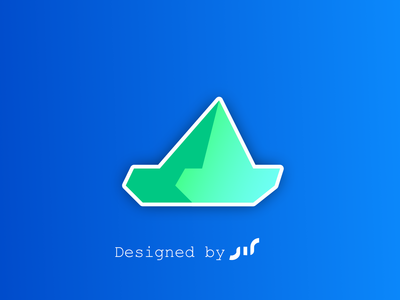 Sailboat logo design