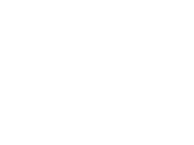 In Logo design (negative space)
