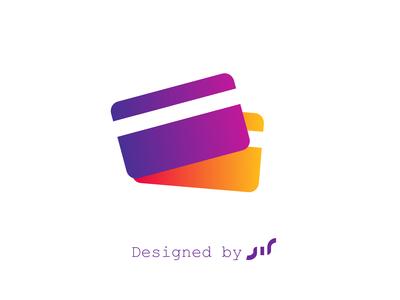Shopping cards logo for website