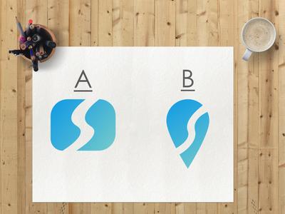 Roadmap logo design