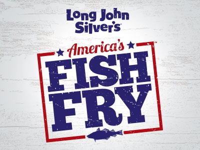 America's Fish Fry Wordmark qsr fast food seafood long john silvers fish fry fish fry