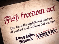 America's Fish Fry Twitter post