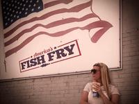 America's Fish Fry Social Post
