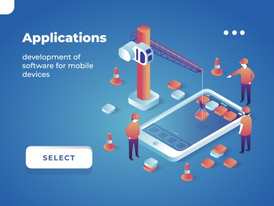 Application smartphone device mobile development app application