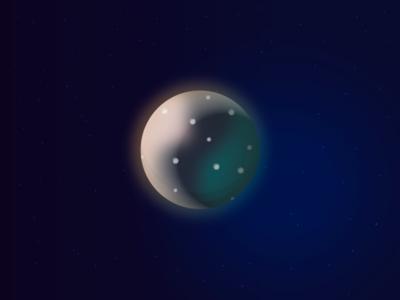 Callisto world modern object planet science blur bright shine big star system ball solar system galaxy jupiter satellite space universe moscow gradient
