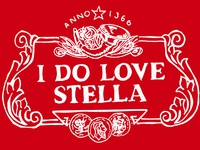 I do love stella