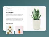 Plants Web UI #2