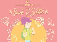 Back To School Cewek