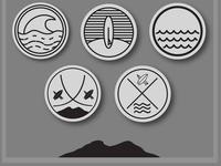 Summer Blement Badge